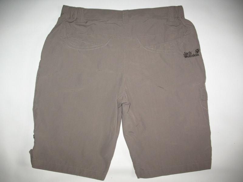 Шорты  JACK WOLFSKIN Rotorua Shorts lady (размер L) - 4