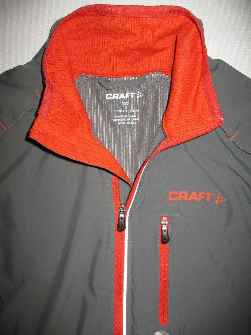 Кофта CRAFT Elite Run Jacket lady  (размер XS/S) - 4