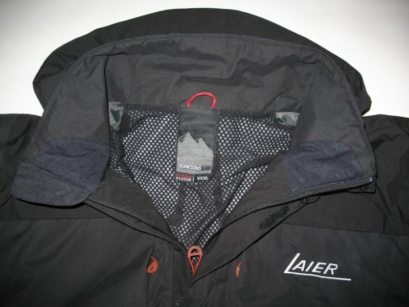 Куртка DIDRIKSONS delta jacket (размер XXXL) - 6