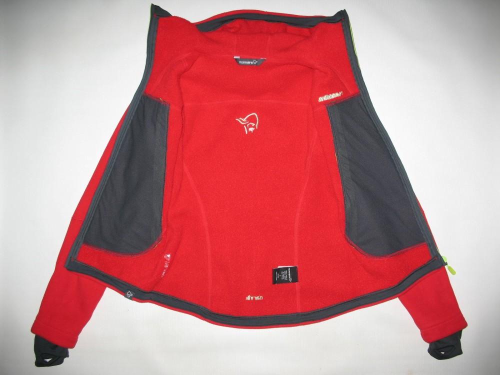 Куртка NORRONA narvik warm 3 hoodies lady (размер S) - 5