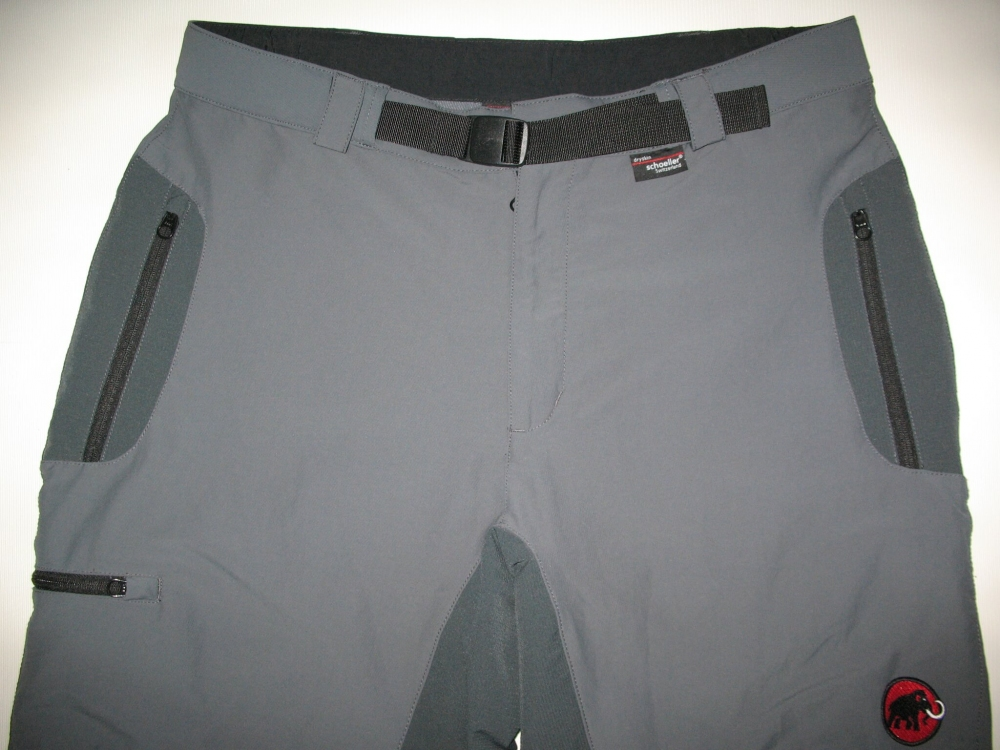 Штаны  MAMMUT Courmayeur Pants (размер 50-L) - 4