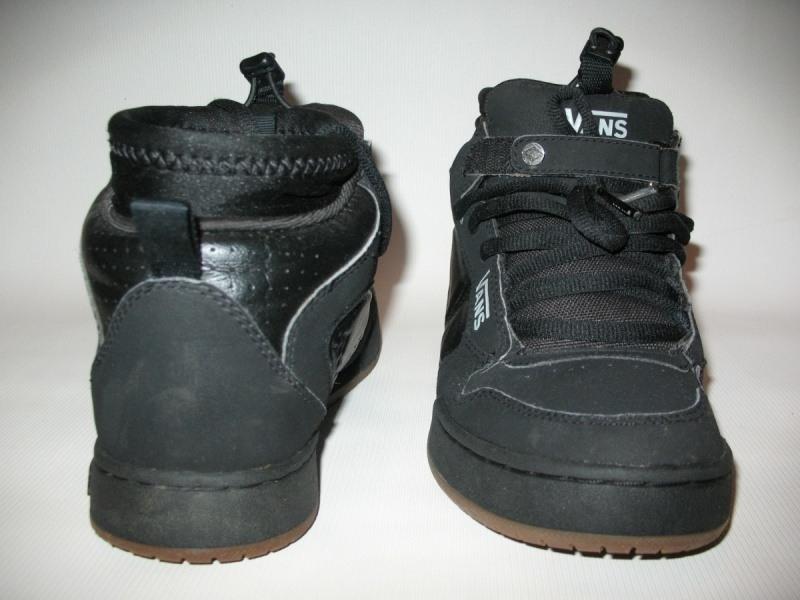 Ботинки VANS skate  (размер US 8/UK7/EU40, 5(260mm)) - 3