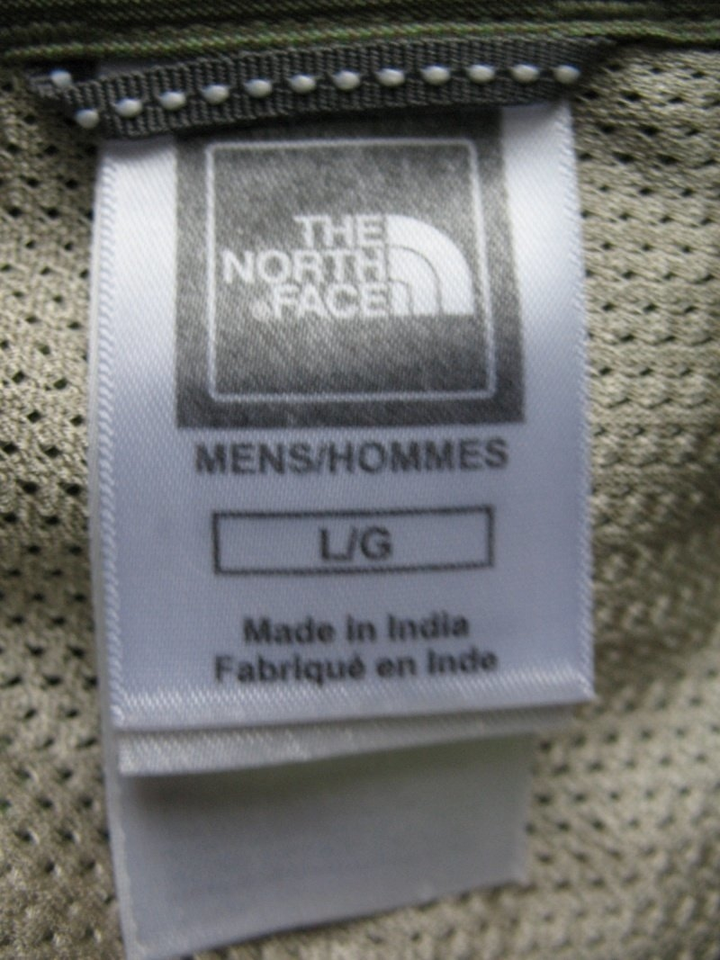 Рубашка THE NORTH FACE shirt (размер L/XL) - 7