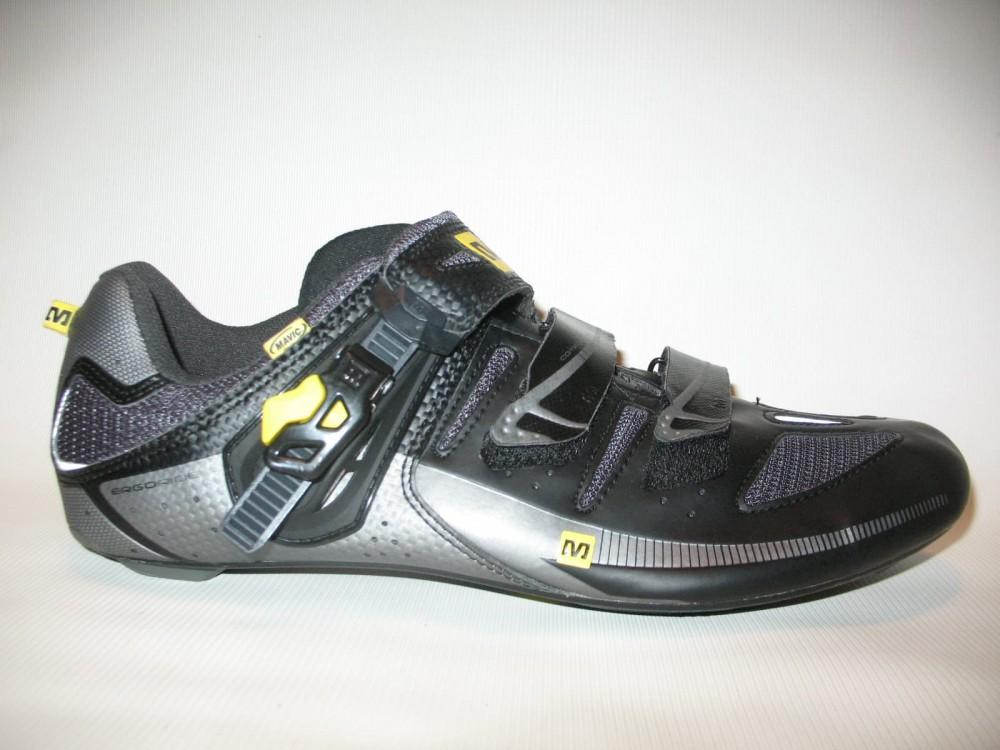 Велотуфли MAVIC avenir road cycling shoes (размер UK11/US11.5/EU46(на стопу до 295 mm)) - 3