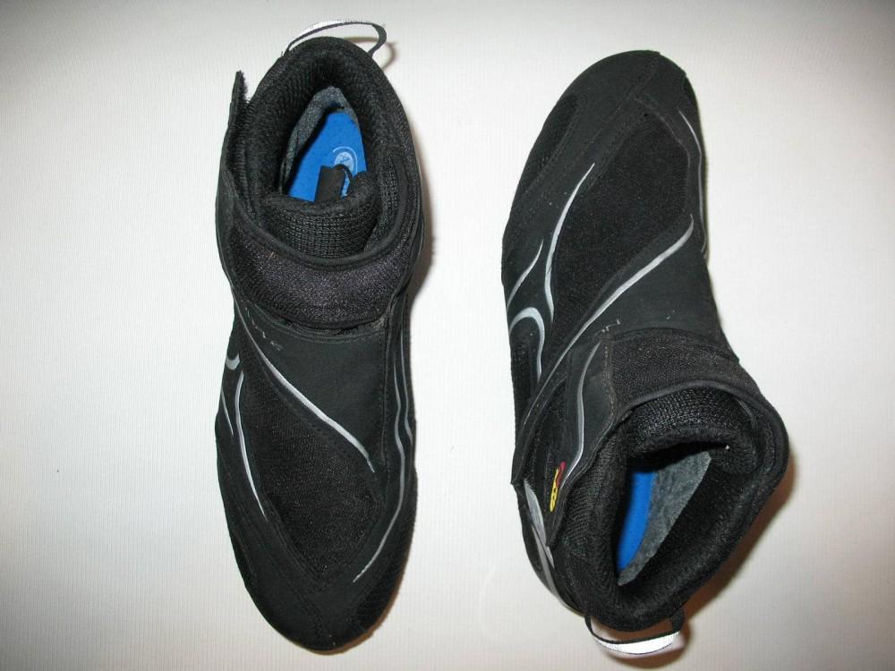 Велотуфли NORTHWAVE winter GTX shoes (размер US10,5;EU43(на стопу до 275 mm)) - 5