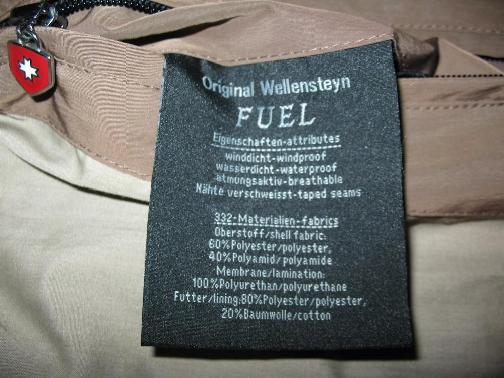 Куртка WELLENSTEYN fuel jacket (размер L) - 11