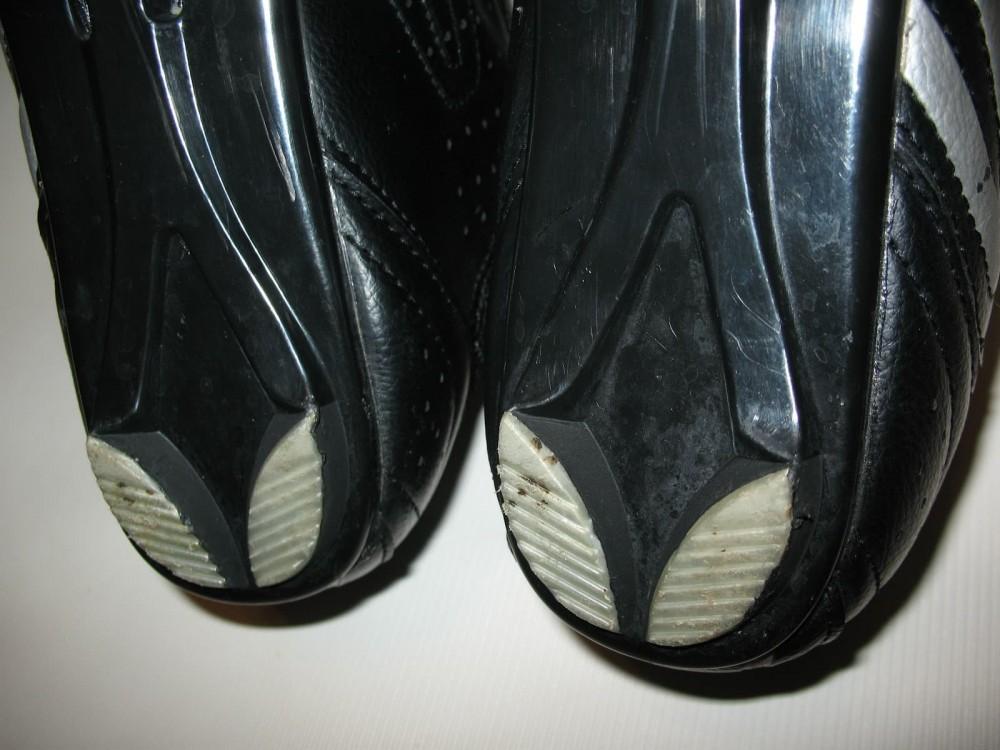 Велотуфли NALINI mako road cycling shoes (размер US11.5/UK11/EU45(на стопу до 295 mm)) - 8