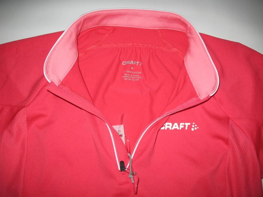 Веломайка CRAFT active bike jersey 1 lady (размер M) - 4