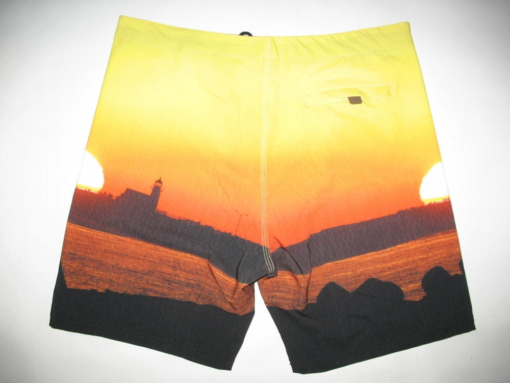 Шорты SANTA CRUZ Lighthouse Sunset Boardshort (размер 36/XL) - 6