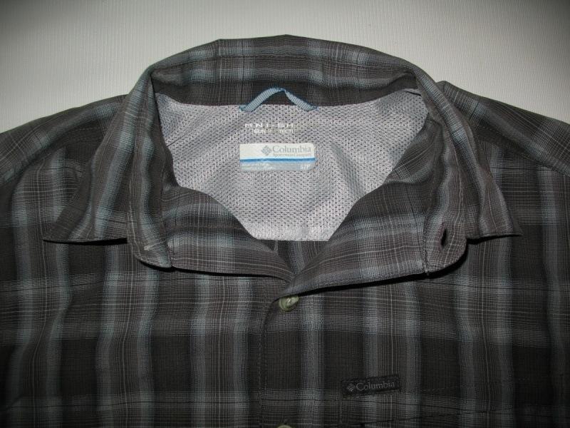 Рубашка COLUMBIA omni-shield shirt (размер S/M) - 4