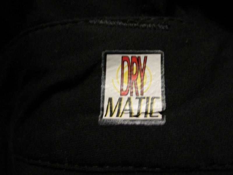 Штаны  CHERVO dry matic golf pants (размер 34/50/L) - 7