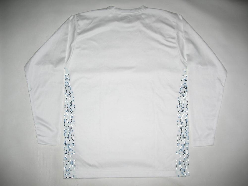 Футболка PUMA longsleeve jersey (размер L) - 1
