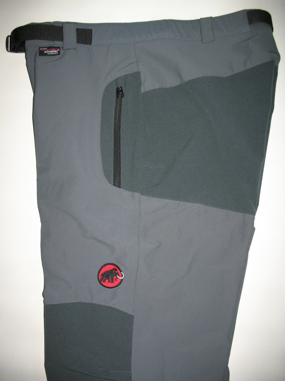 Штаны  MAMMUT Courmayeur Pants (размер 50-L) - 11
