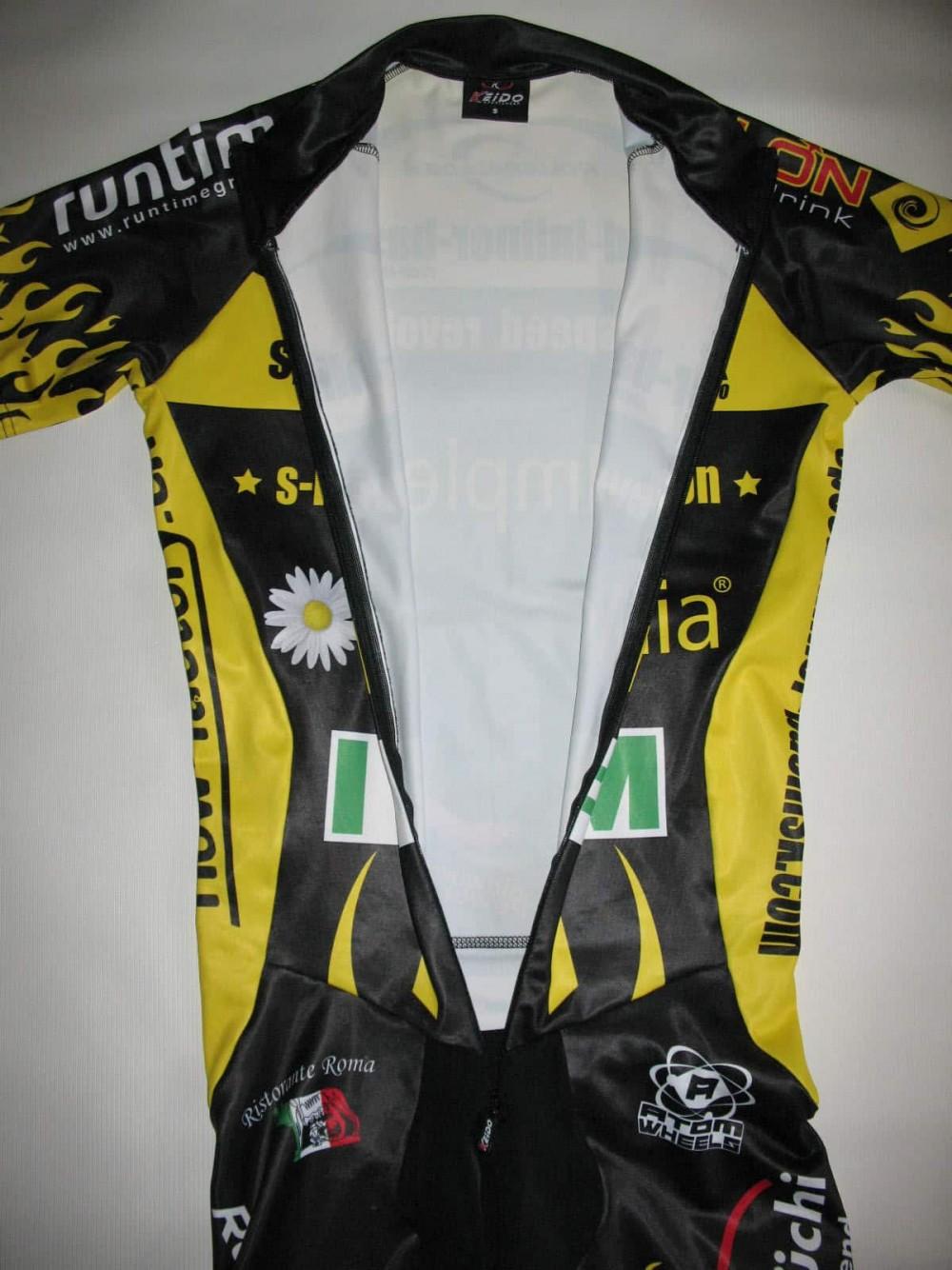 Комбинезон KEIDO rollerblade skinsuit (размер S), - 3