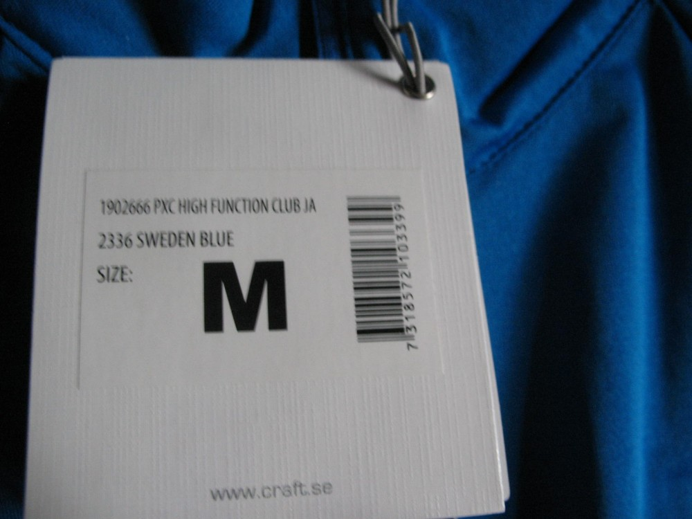 Куртка CRAFT pxc high function softshell jacket lady (размер M) - 11