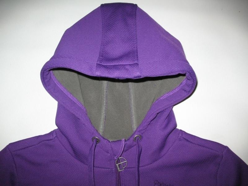 Кофта PROTEST fleece hoodies lady (размер 36/S) - 2