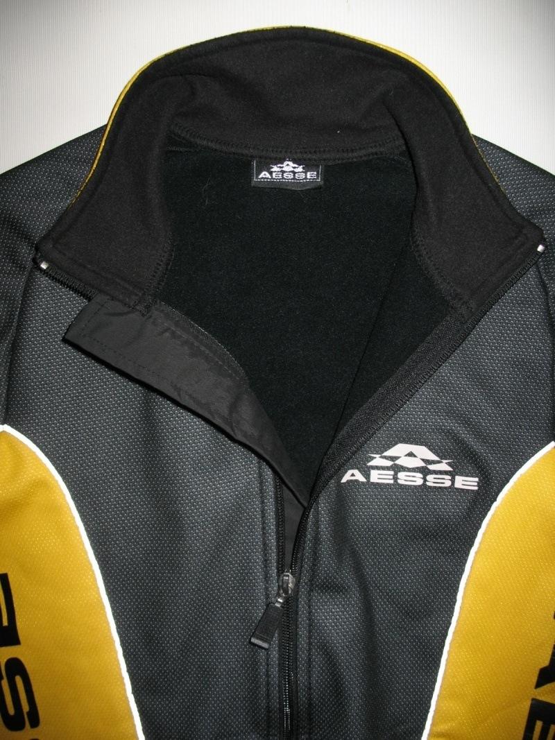 Велокуртка AESSE windstopper bike jacket (размер L/M) - 3