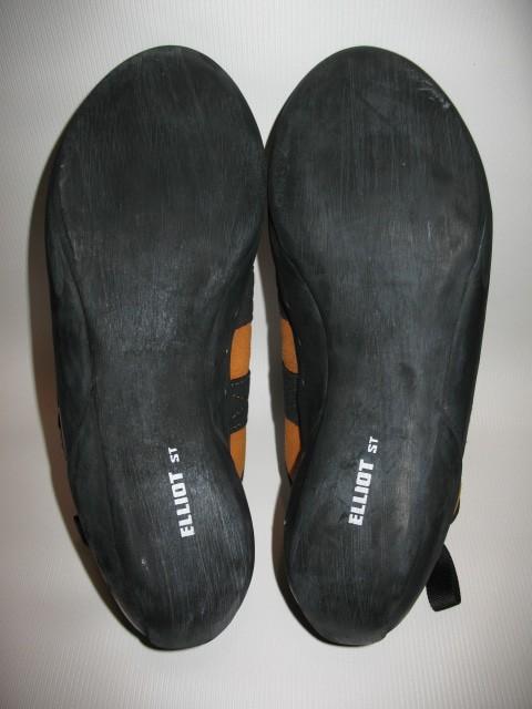 Скальные туфли ELLIOT st voyager velcro climbing unisex shoes (размер UK8,5/EU42,5(275   mm)) - 6