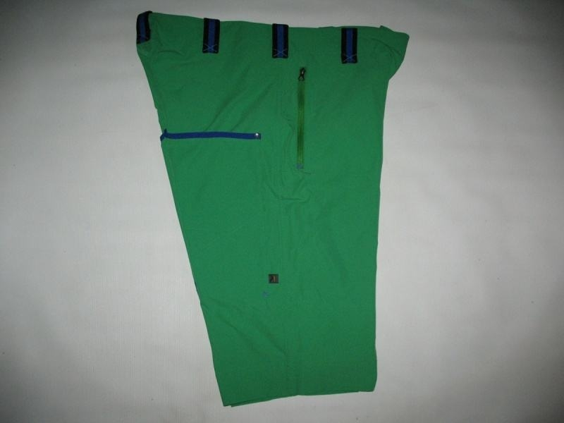 Шорты SALEWA climber 4. 0 DST La Mano shorts (размер 50-L) - 5
