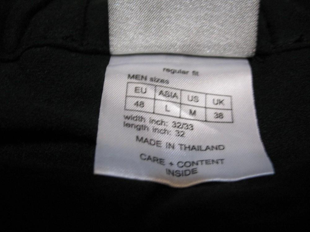 Штаны JACK WOLFSKIN texapore pants (размер M) - 9