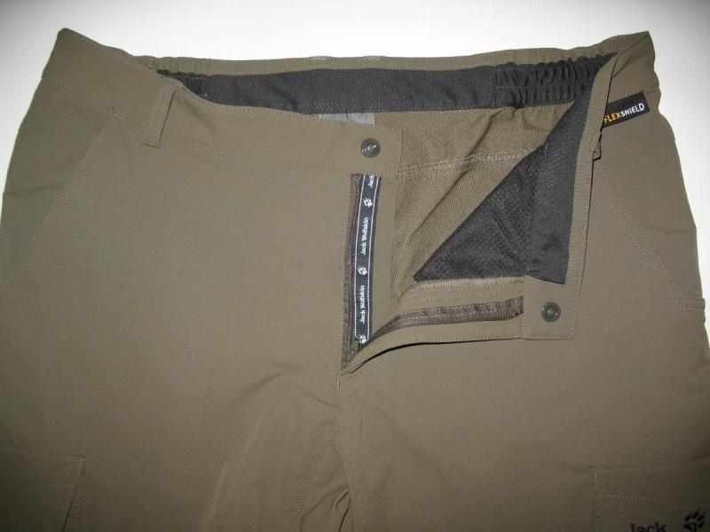 Шорты JACK WOLFSKIN Activate Shorts (размер 52-L/XL) - 2
