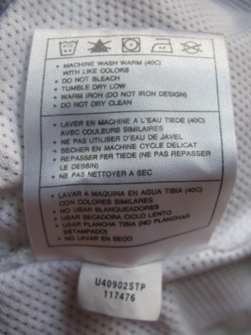 Футболка NIKE 72 running shirt (размер L/XL) - 5