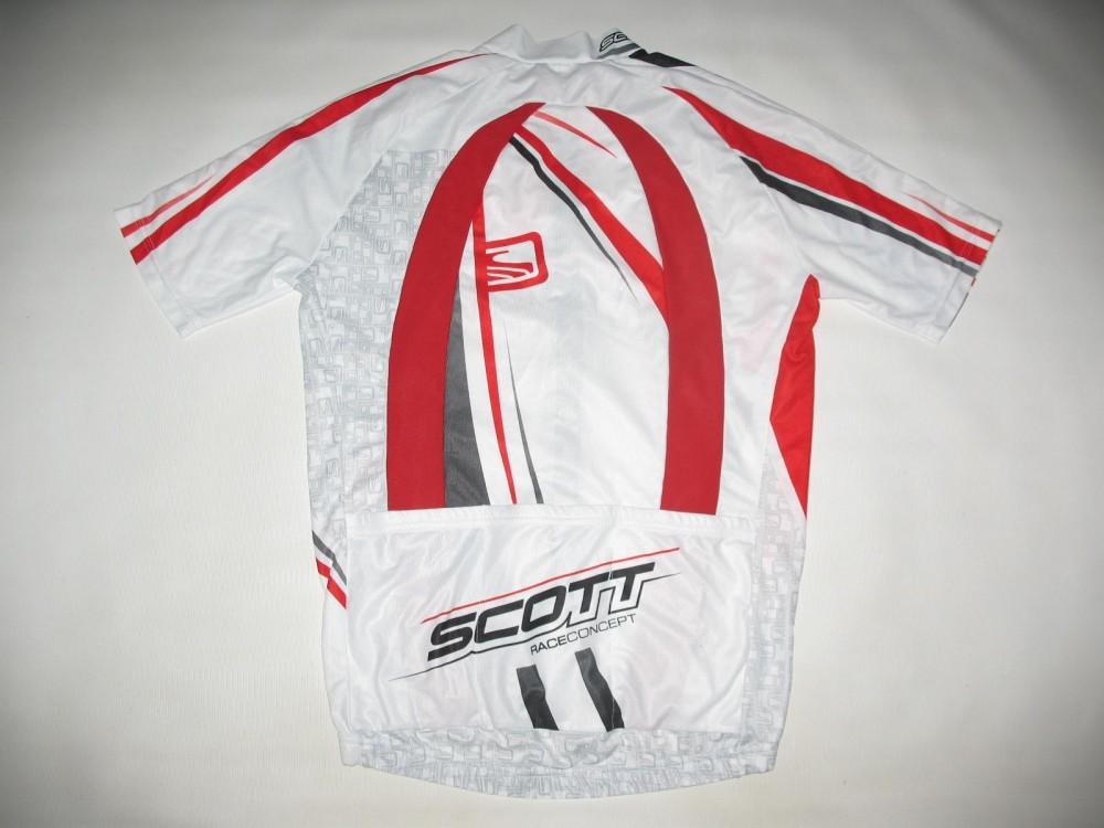 Веломайка SCOTT rc cycling jersey (размер XL) - 1