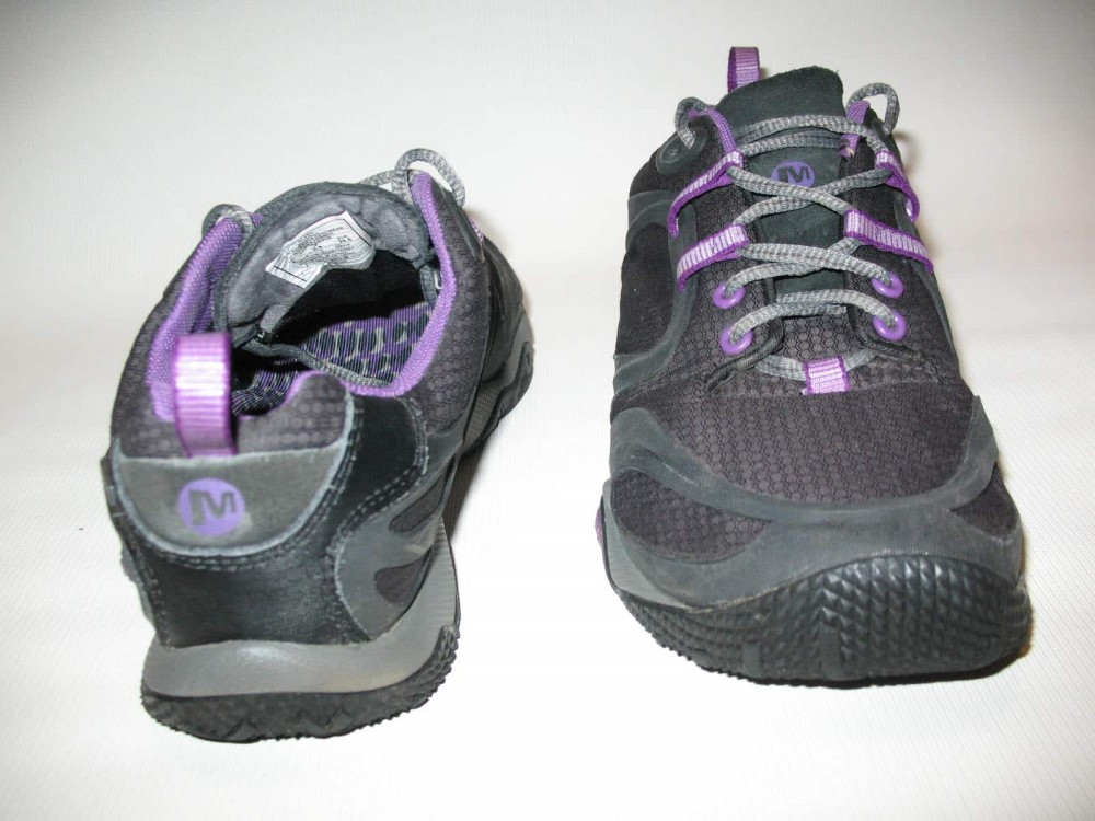 Кроссовки MERRELL proterra gore-tex hiking shoes lady (размер UK5,5/US8/EU38,5(на стопу до   250mm)) - 5