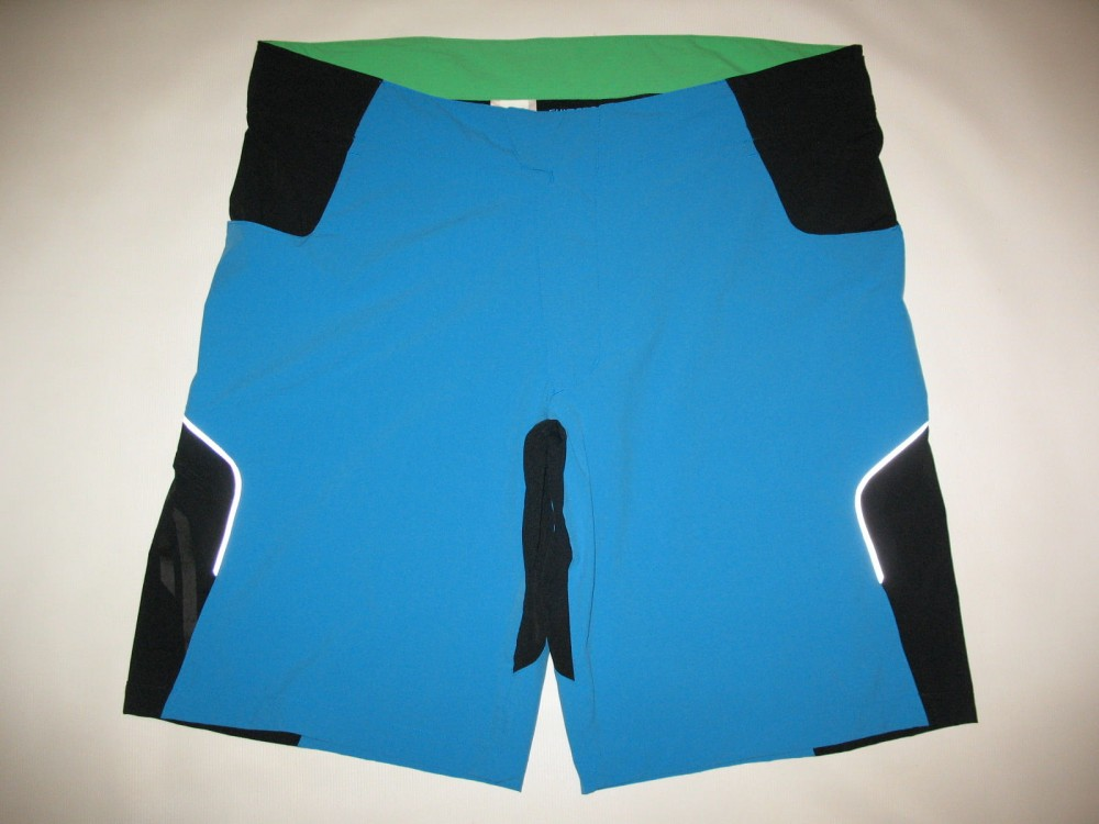 Велошорты SHIMANO trail bike shorts (размер XXL) - 1