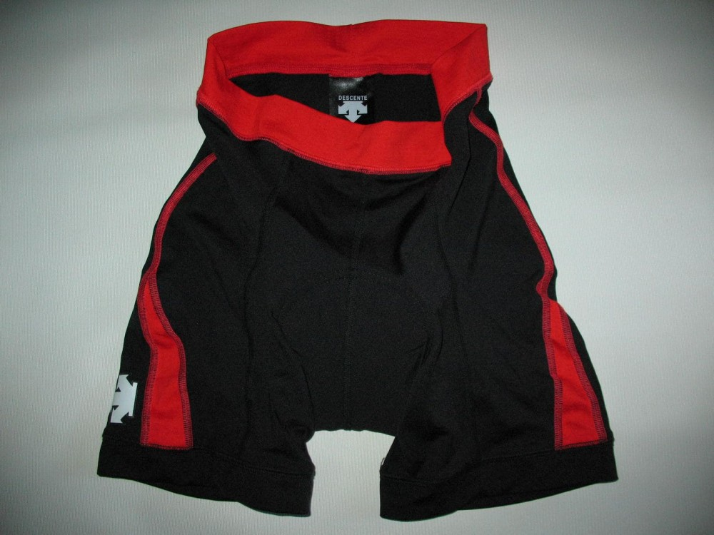 Велошорты DESCENTE bliss cycling shorts lady (размер M) - 2