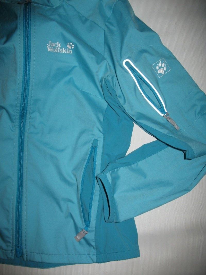 Куртка JACK WOLFSKIN Electron Softshell jacket lady  (размер M) - 12
