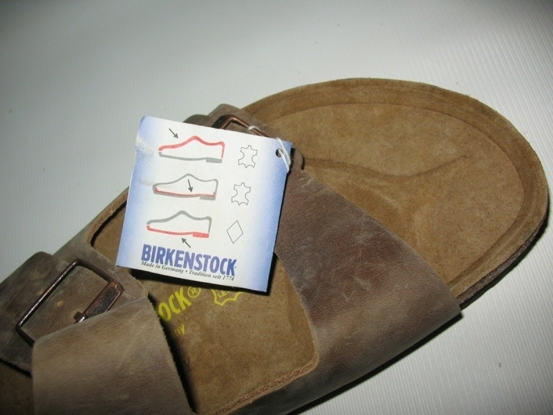 Сандали BIRKENSTOCK arizona (размер EU46(300 mm)) - 11