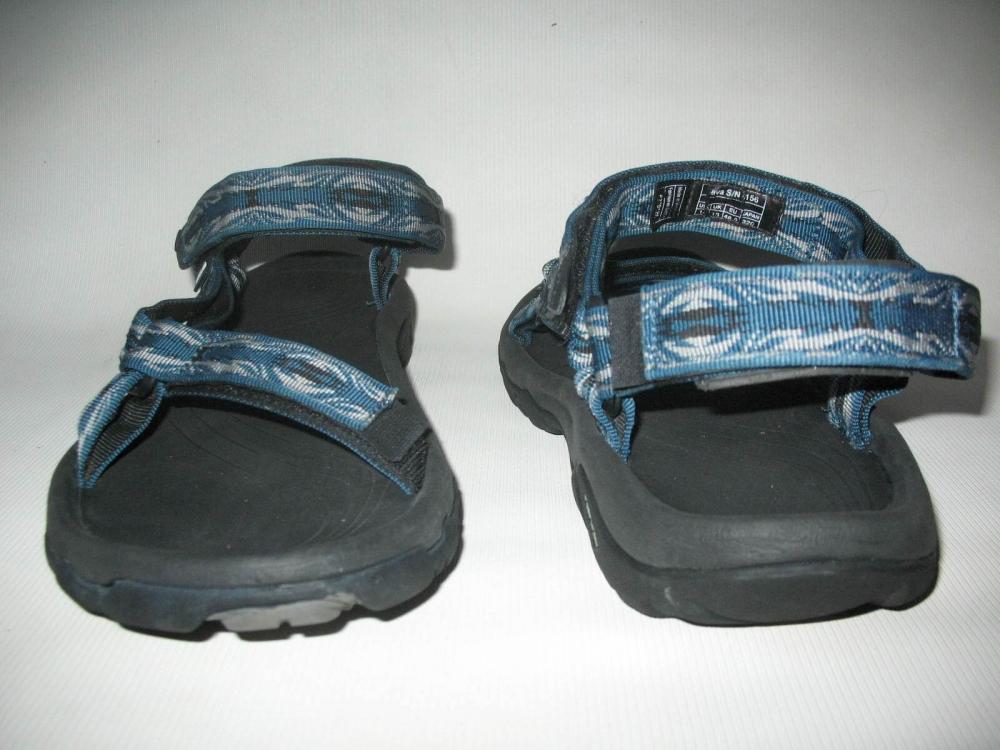 Сандалии TEVA hurricane sandal (размер UK13/US14/EU48,5(на стопу до 320mm)) - 5