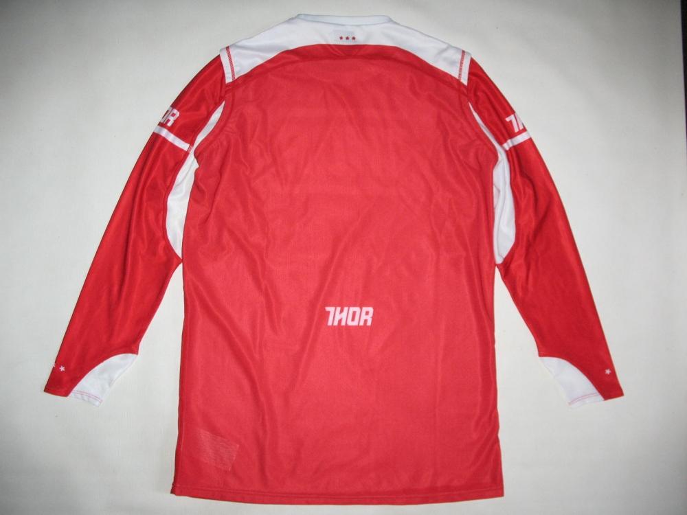 Продам джерси Велоджерси THOR prime fit squad moto/DH jersey (размер L) - 3