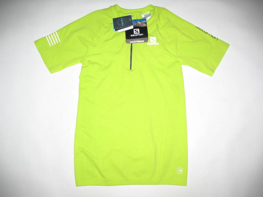 Футболка SALOMON exo motion ss jersey (размер L) - 4