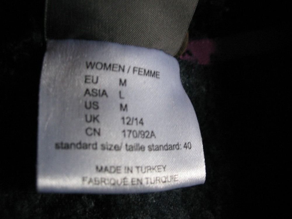Кофта JACK WOLFSKIN milton fleece hoodie lady (размер 40-M/L) - 10