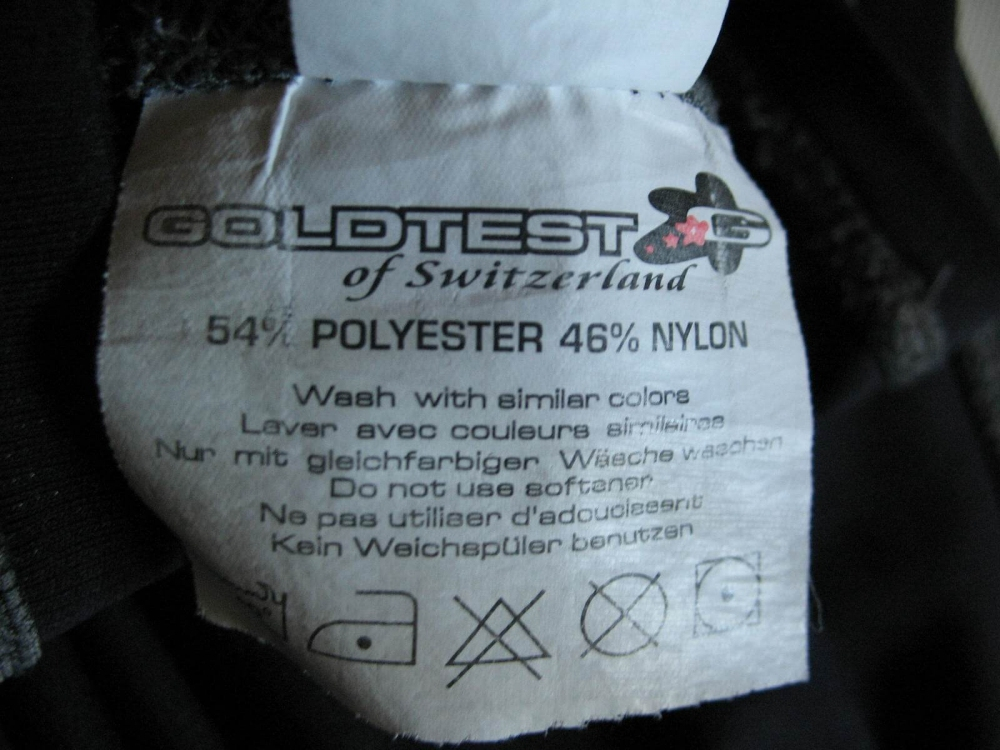 Кофта GOLDTEST longsleeve jersey lady (размер L) - 5