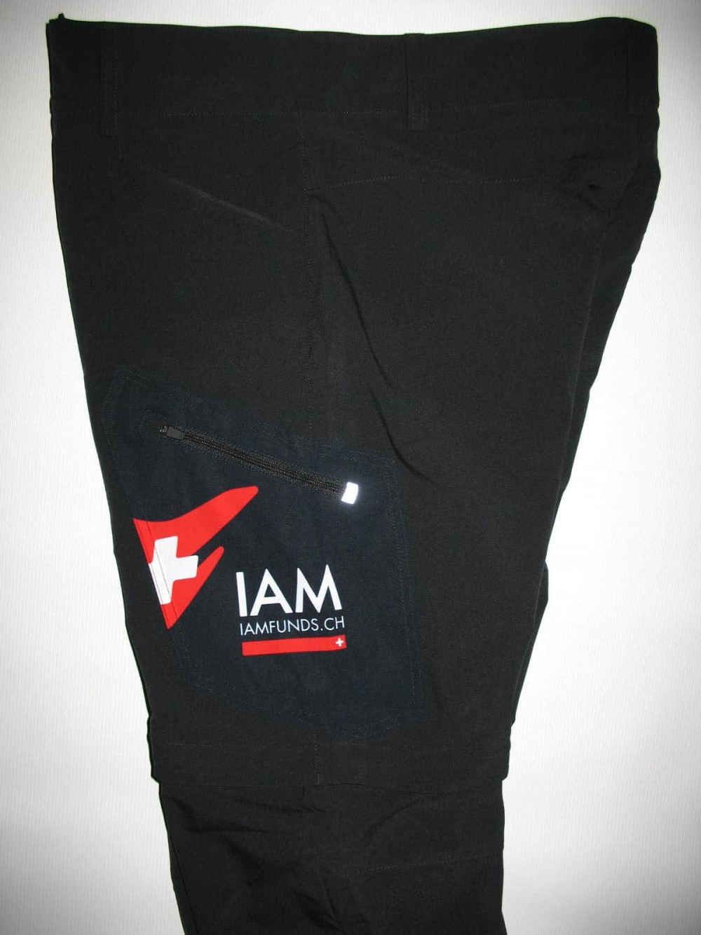 Штаны CUORE iamfunds 2in1 cycling pants (размер S) - 5