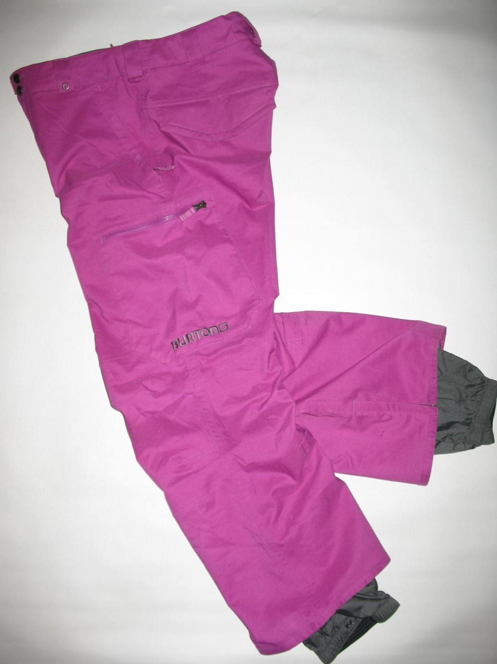 Штаны BURTON cargo snowboard pant (размер M) - 6
