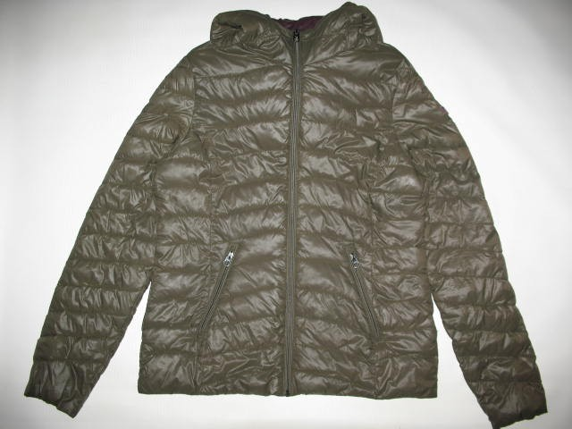Куртка GAS cayenne down hooded jacket lady (размер 44/L) - 2