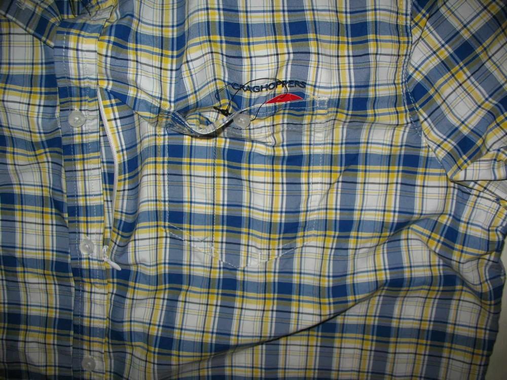 Рубашка CRAGHOPPERS nosiLife prospect shirt (размер 58-XXL/XXXL) - 4