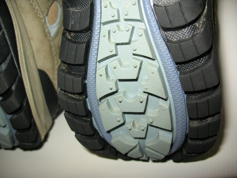 Кроссовки MERRELL  radius lady/unisex (размер US8, 5/UK6/EU39 (250mm)) - 9