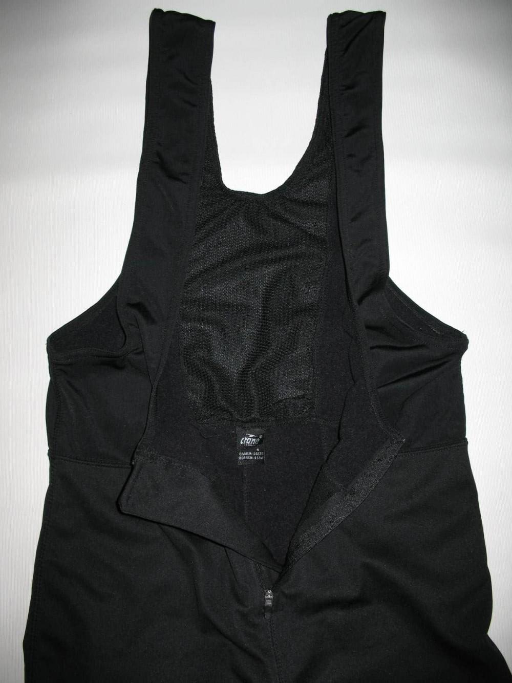 Велобрюки CRANE windstopper bib cycling pants (размер unisex S) - 3