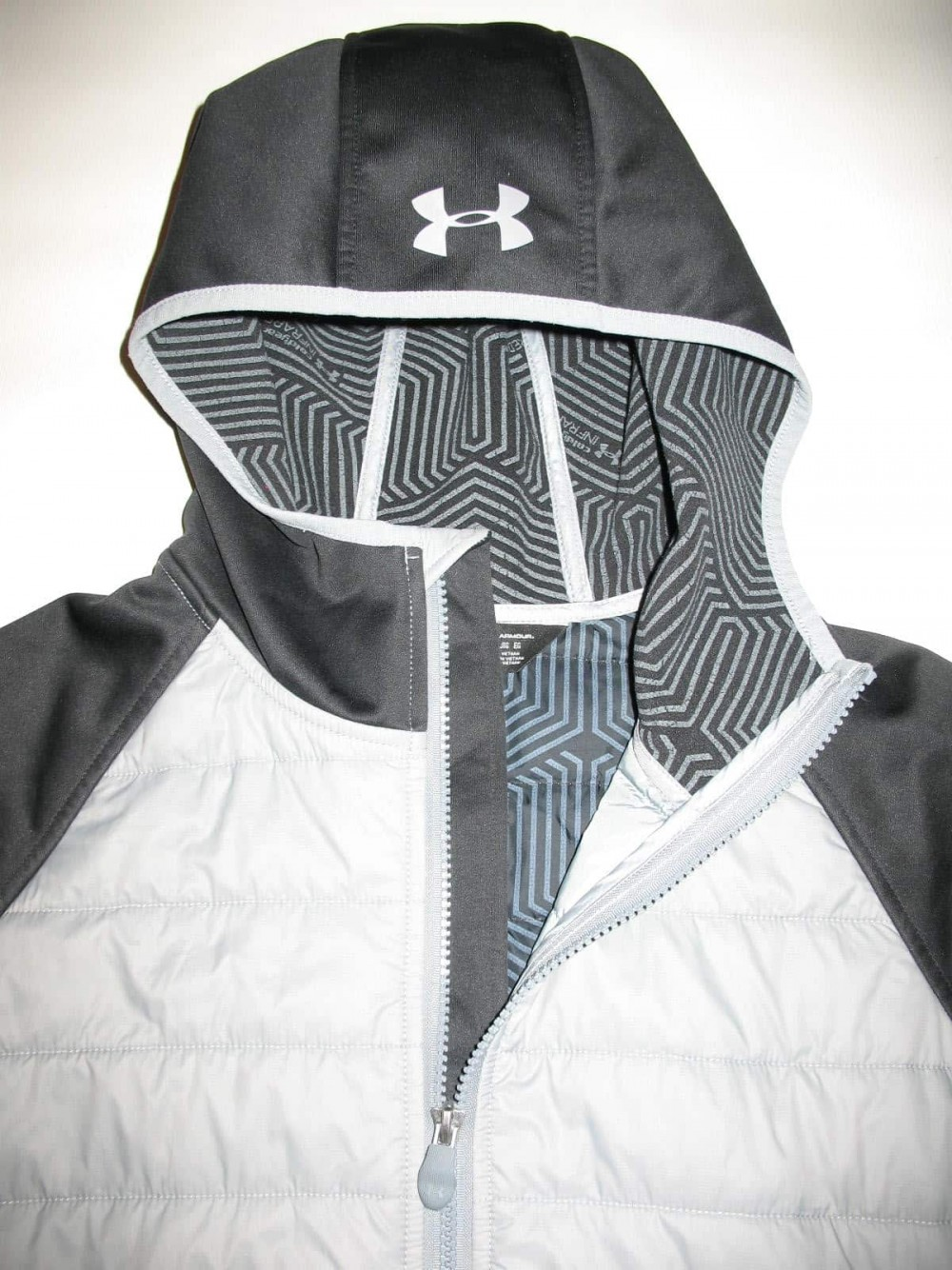 Куртка UNDER ARMOUR storm coldgear infrared werewolf jacket lady/boys (размер young XL(lady M/S)) - 5