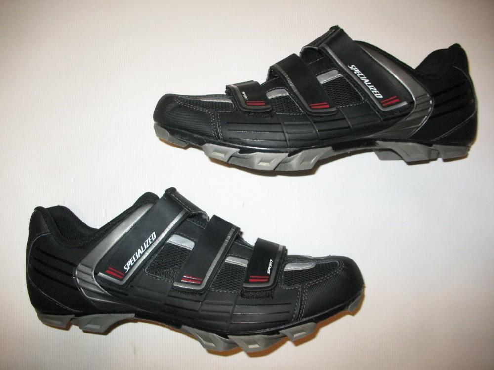 Велотуфли SPECIALIZED sport mtb 46 shoes (размер UK11/US12/EU46(на стопу 295 mm)) - 4