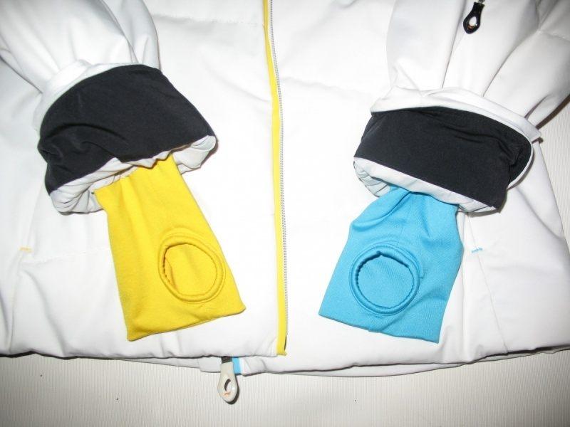 Куртка  KJUS Savvy Down jacket lady  (размер L/M) - 13