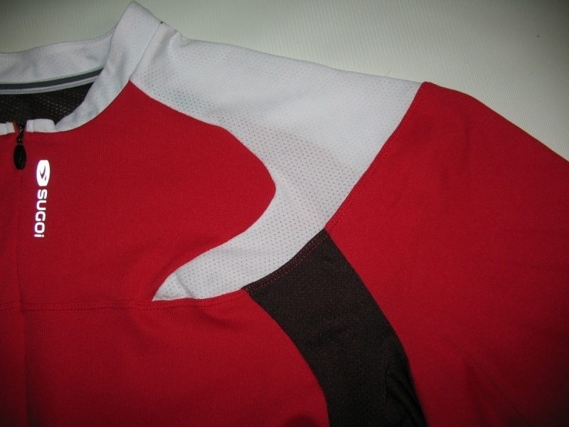 Футболка SUGOI bike jersey (размер XXL/XL) - 4