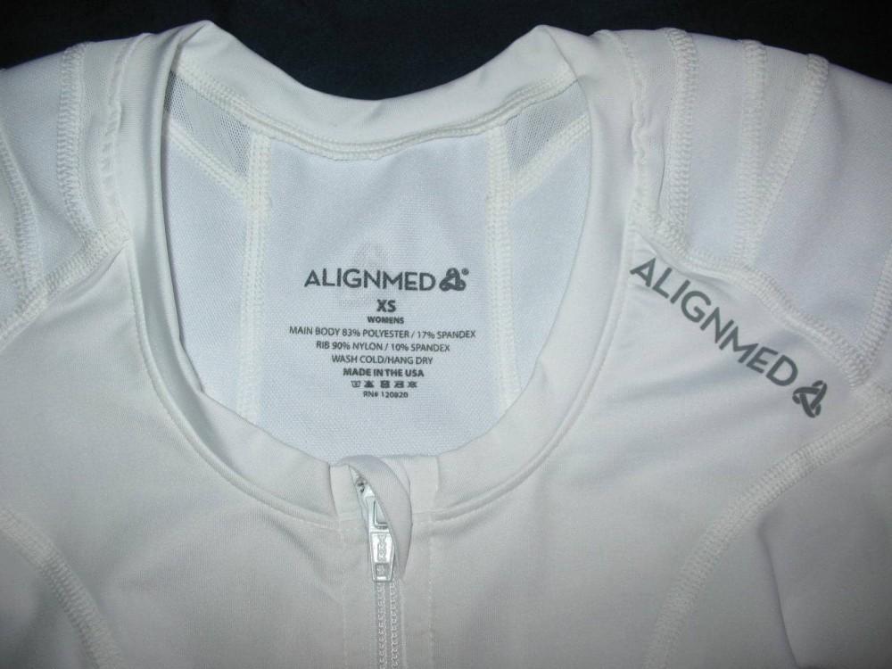 Футболка ALIGNMED posture shirt lady (размер XS) - 4