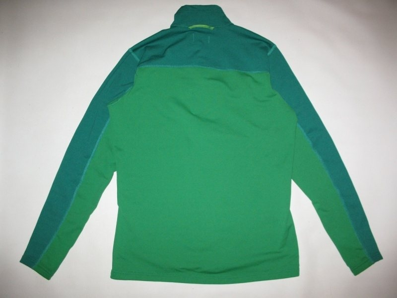 Кофта HAGLÖFS 1/4 zip fleece jacket (размер M) - 1