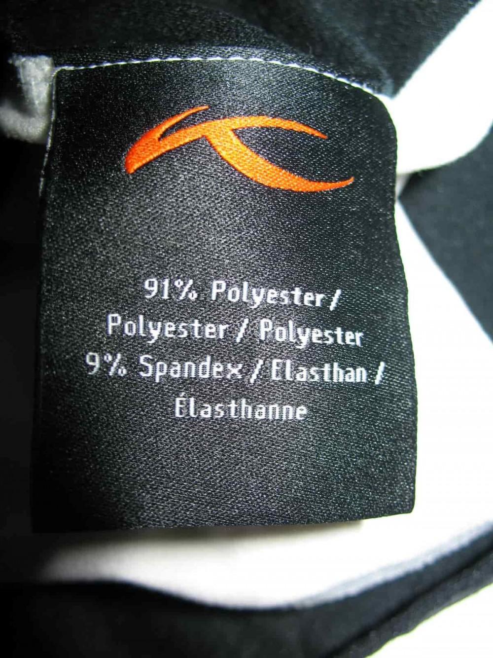 Кофта KJUS fleece midlayer jersey (размер 56-XXL) - 4